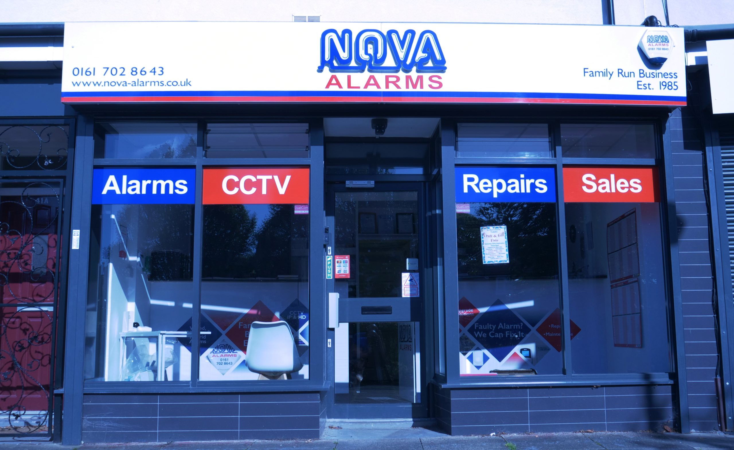 Why Choose Nova Alarms For Your Home Security?